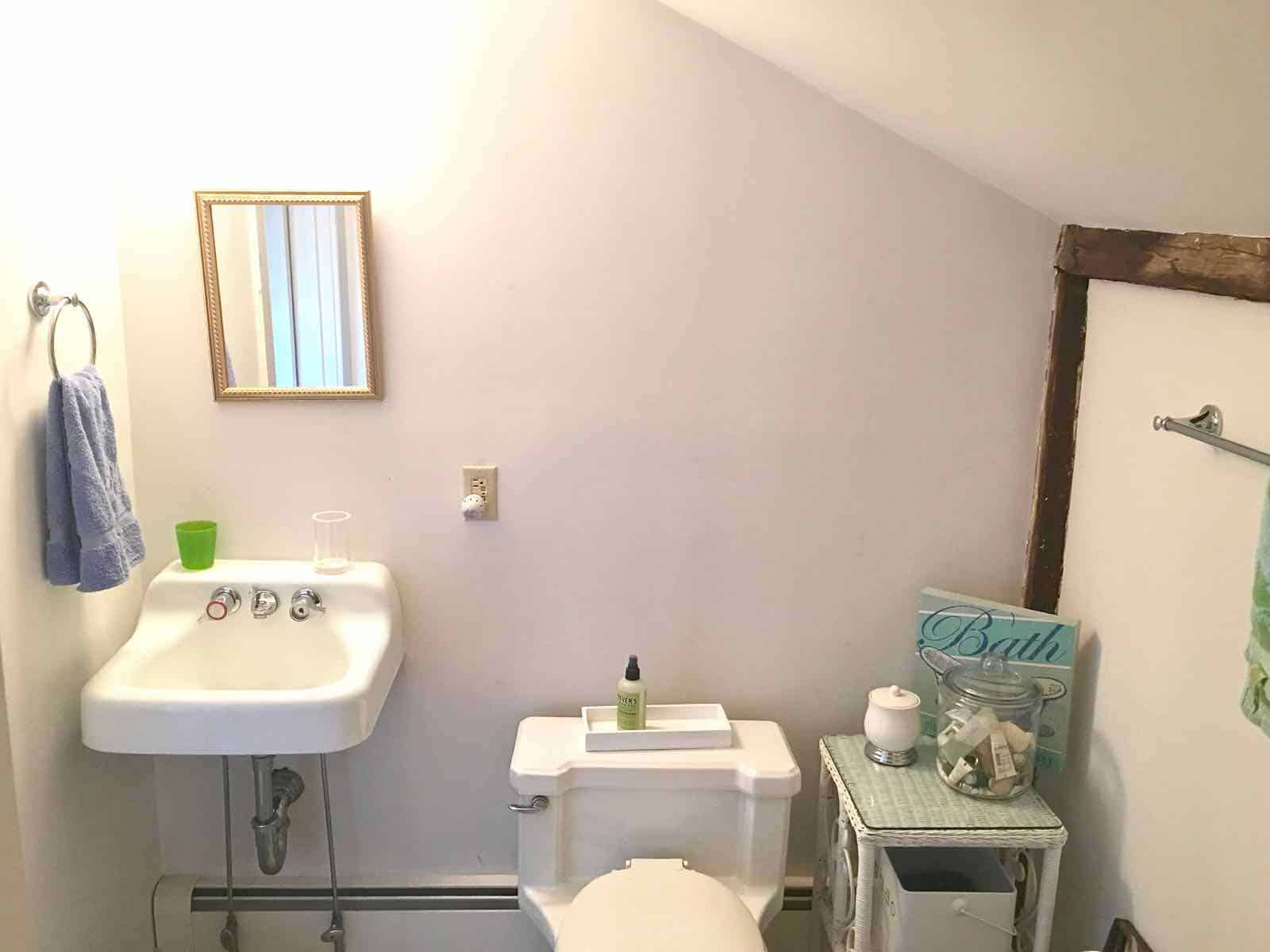 3rd floor bathroom makeover