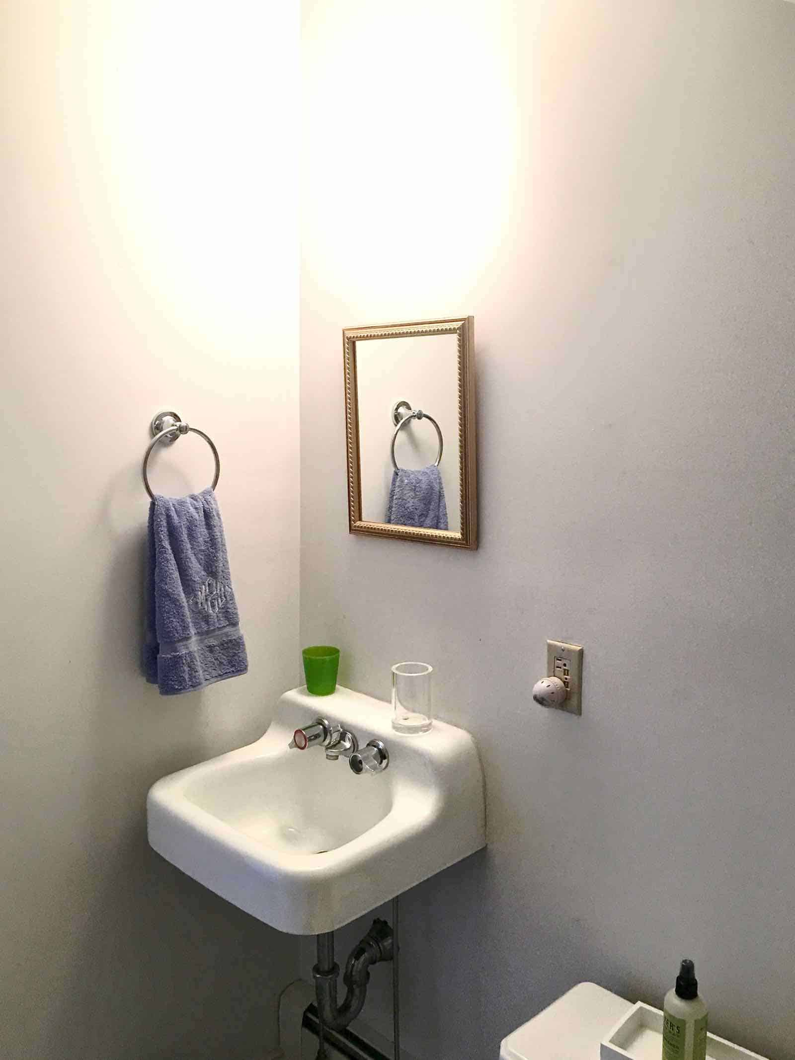 bathroom vanity for ORC