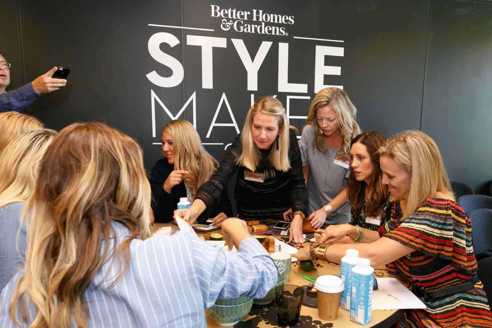 Afternoon sessions at BHG Stylemaker Event
