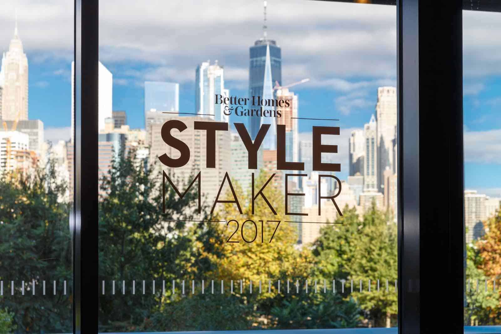 bhg stylemaker event hotel