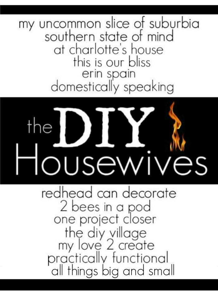 DIY housewives... design and decor projects
