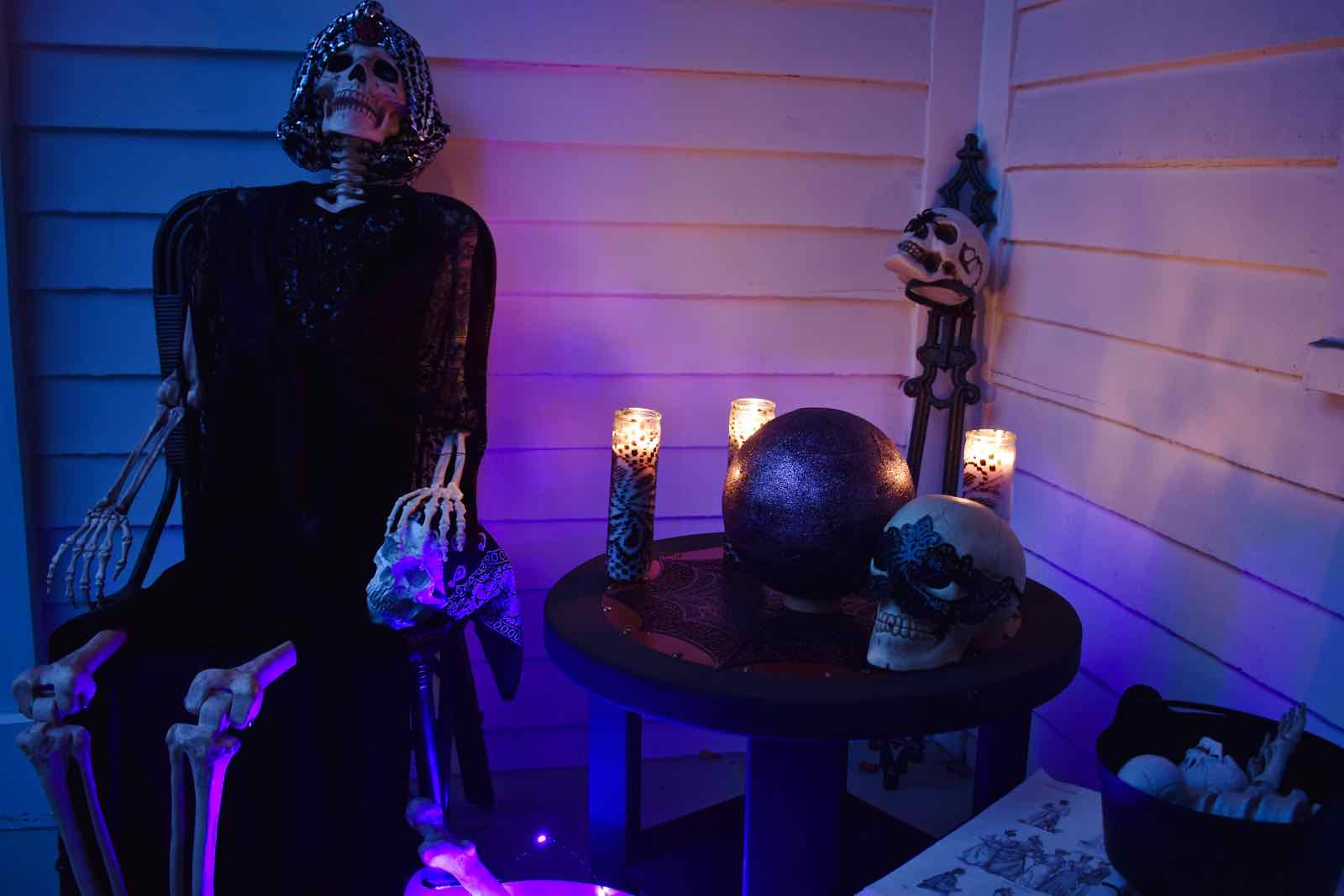 halloween decor twilight