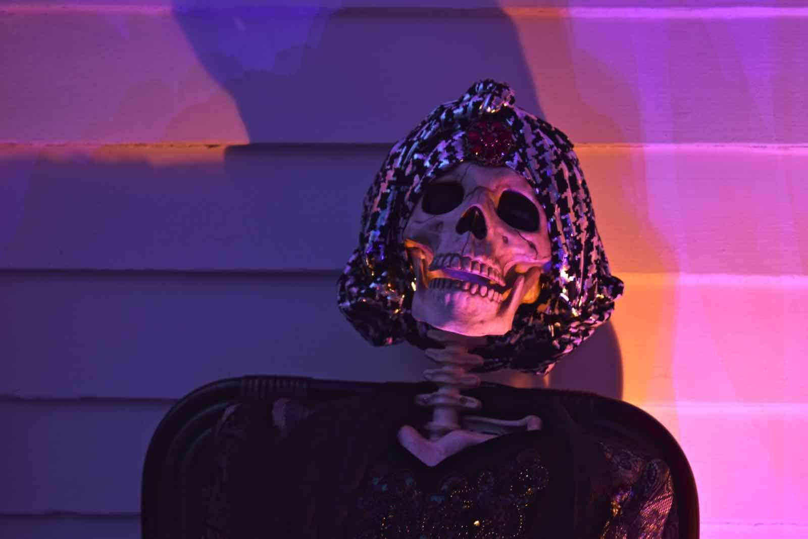 Living A Dolls Life : Mollys Halloween Hula Costume