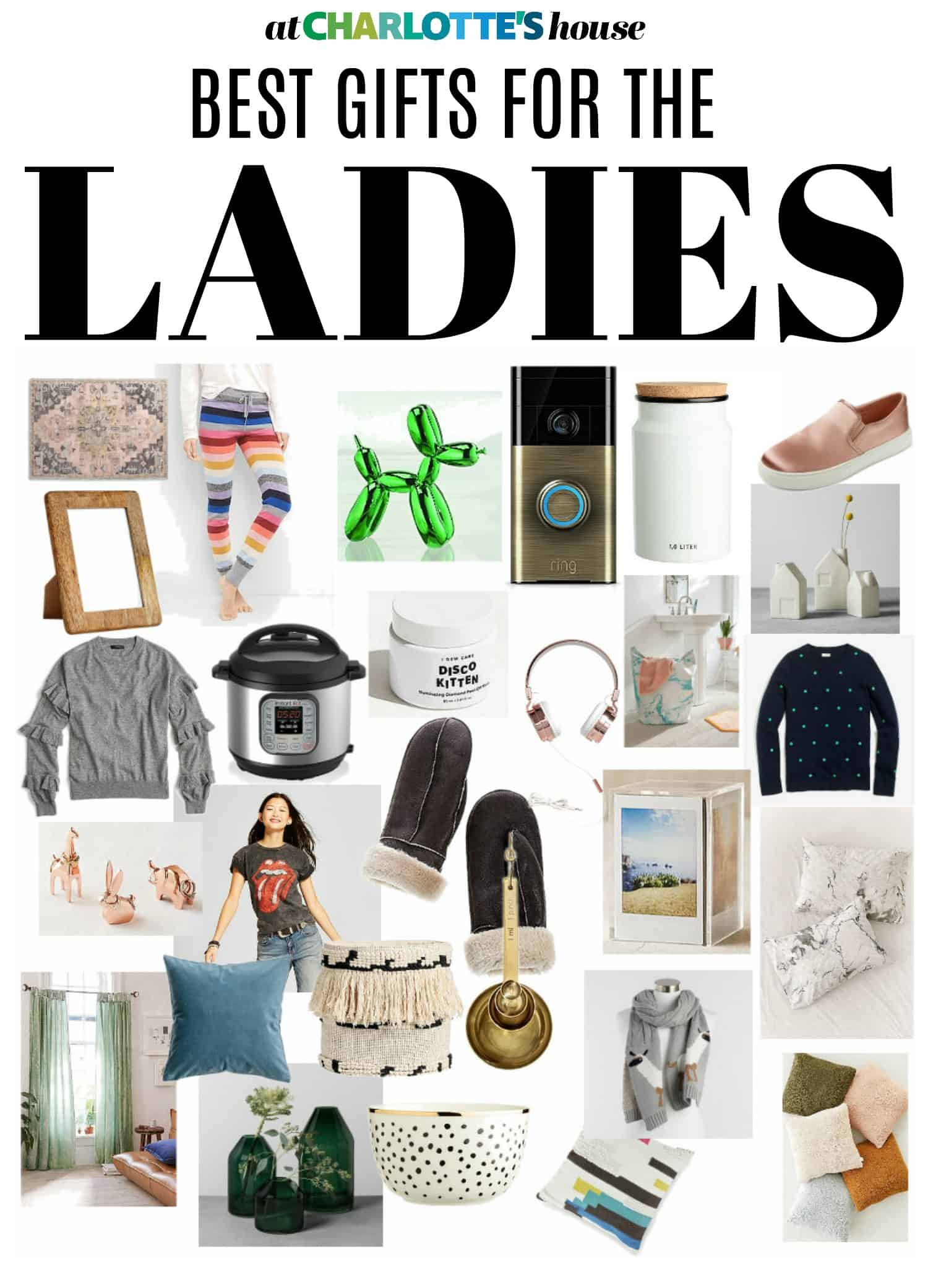 55+ gift ideas for all the ladies in your life