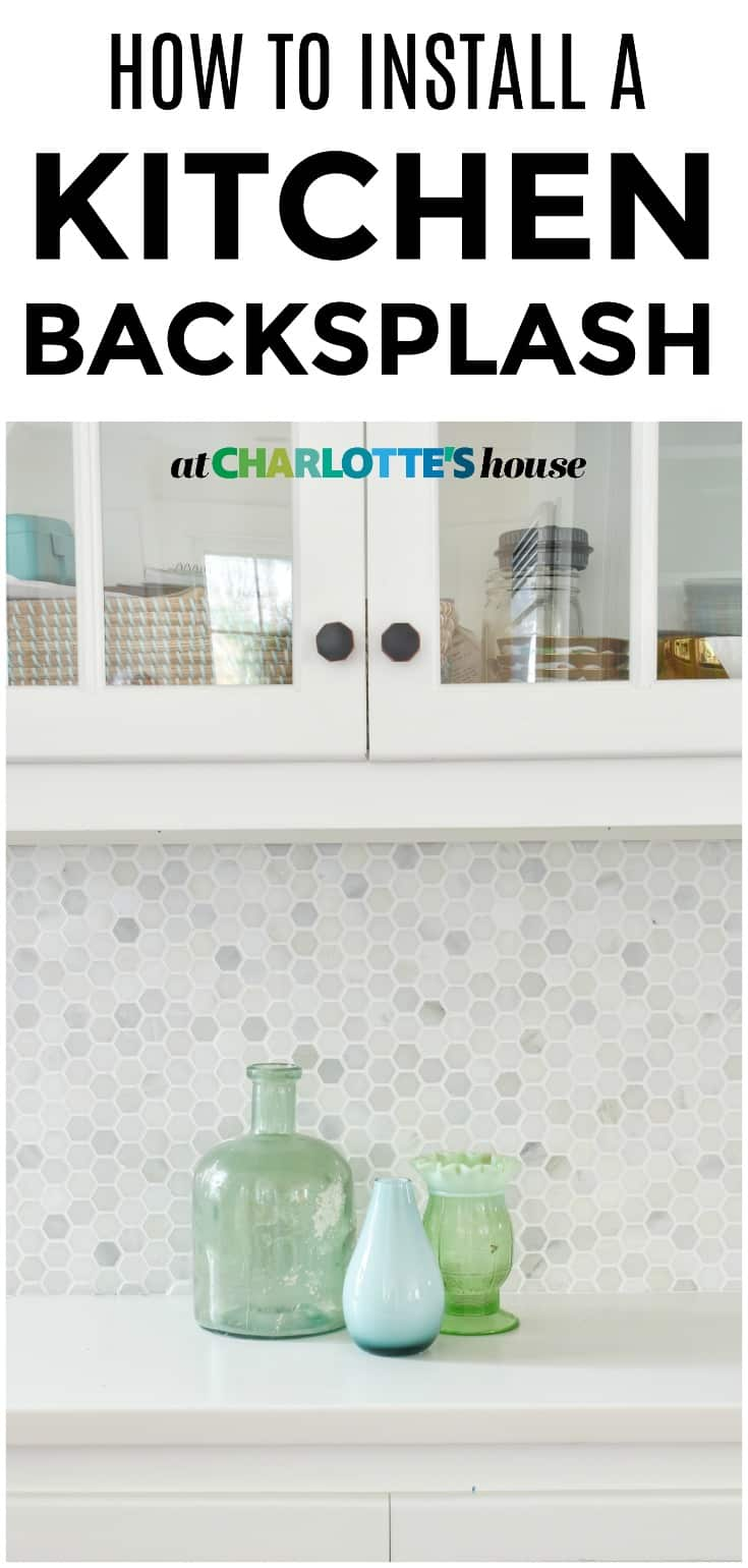 how to replace kitchen backsplash tile