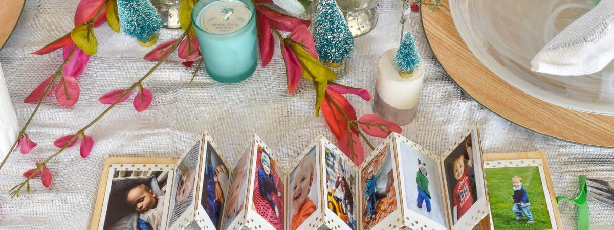 FUJIFILM  Instax® Christmas Crafts