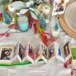 accordion photo display
