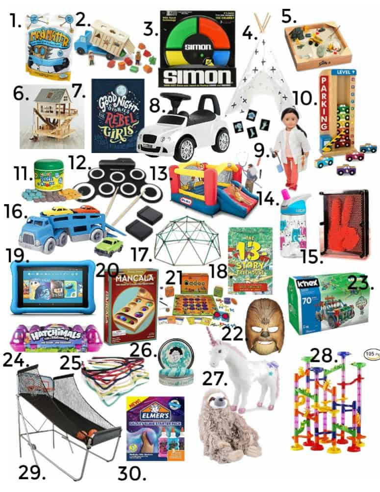 best kids gifts for the holiday