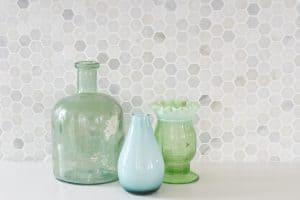 New Improved Kitchen Backsplash Tile