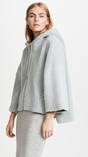 millennial shopping hoodie