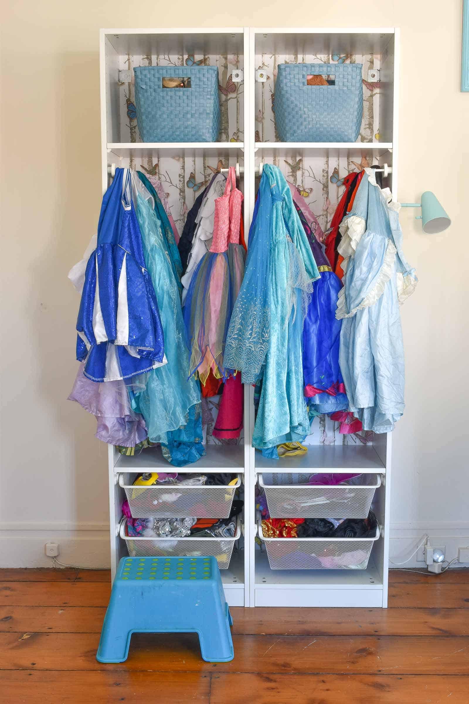 PAX dress up storage
