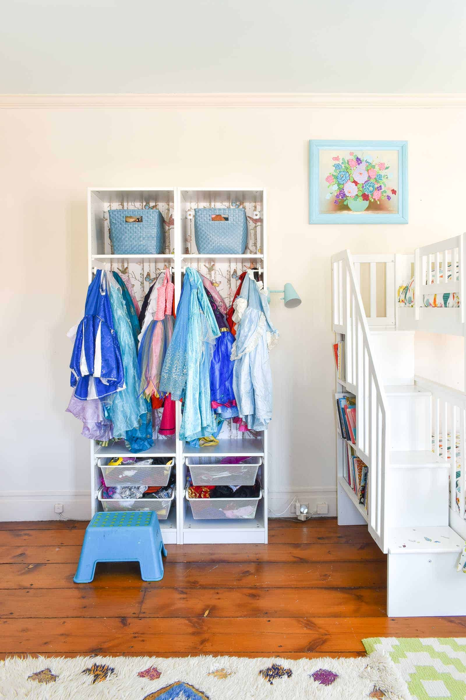 dress up storage that holds a ton