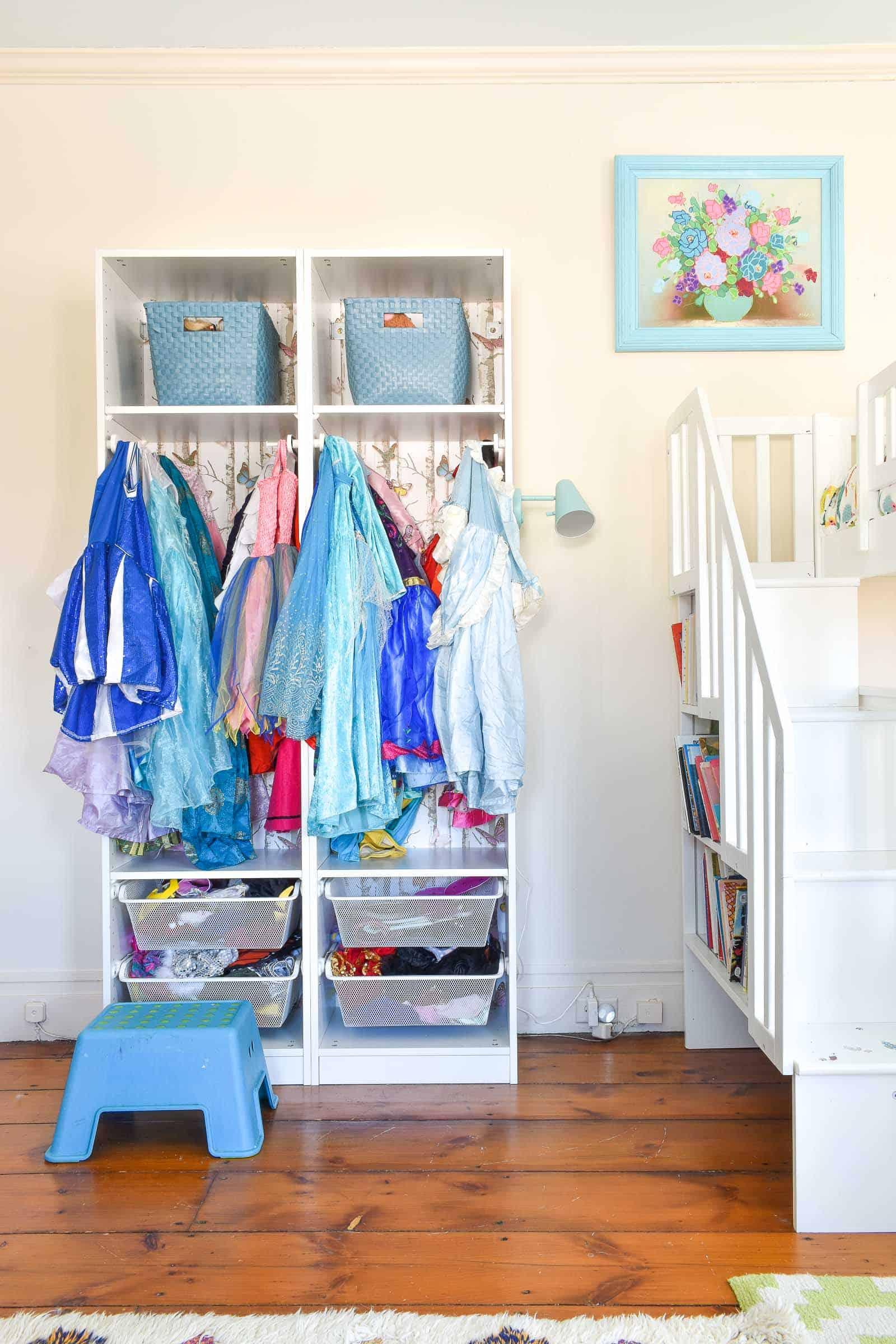 Merveilleux Ikea Dress Up Storage