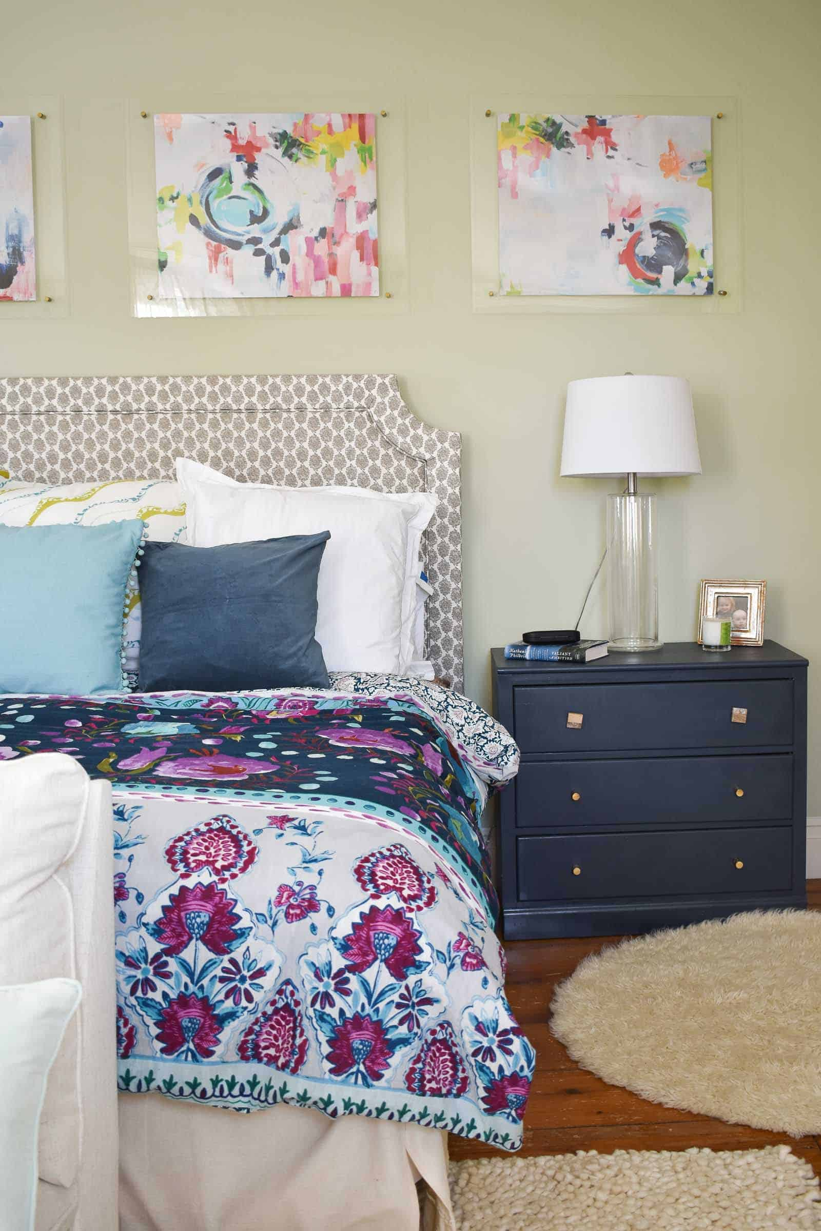 Tips for making a stylish bed