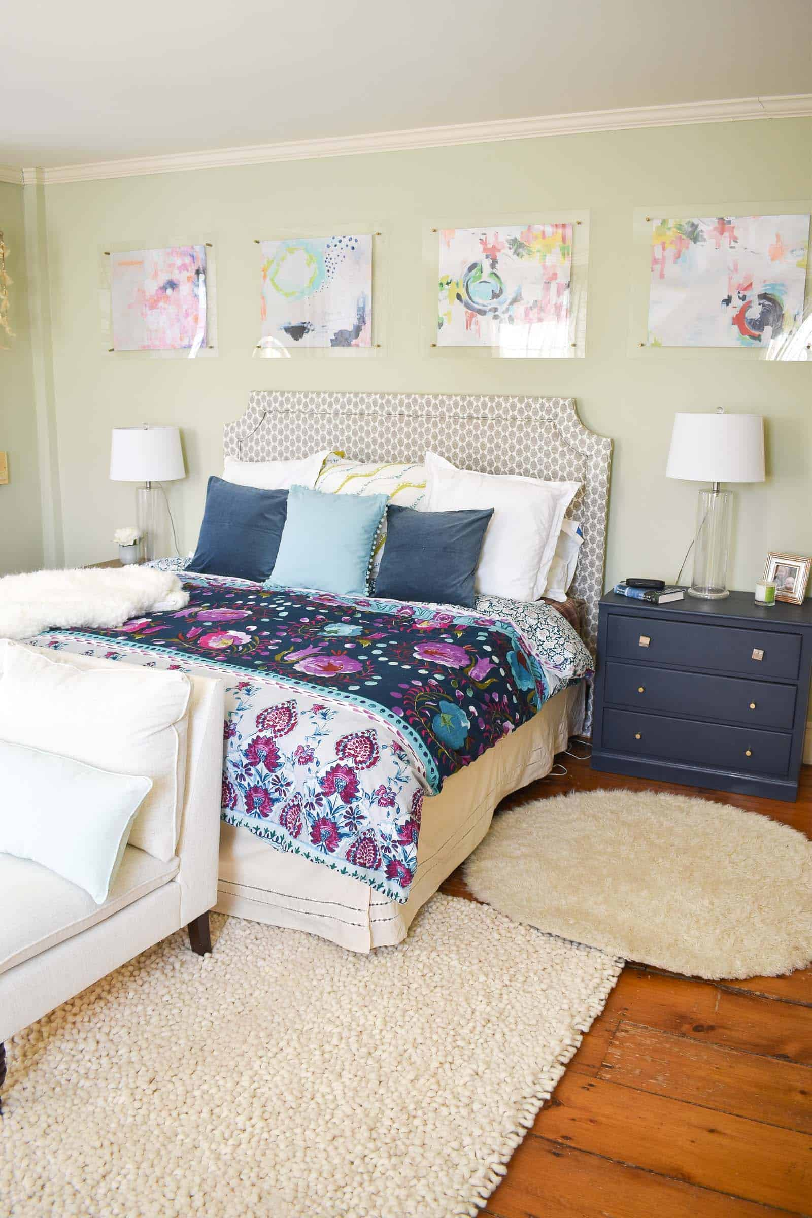 6 Reasons To Layer Rugs At Charlotte S House