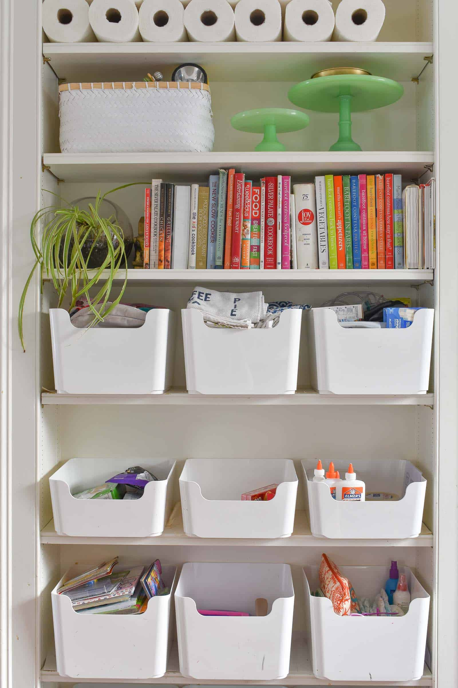 find the right container for storage