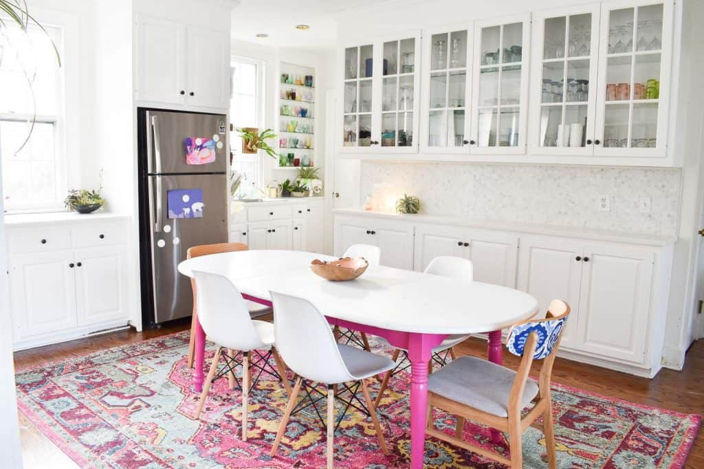 kitchen remodel to hold up to kids