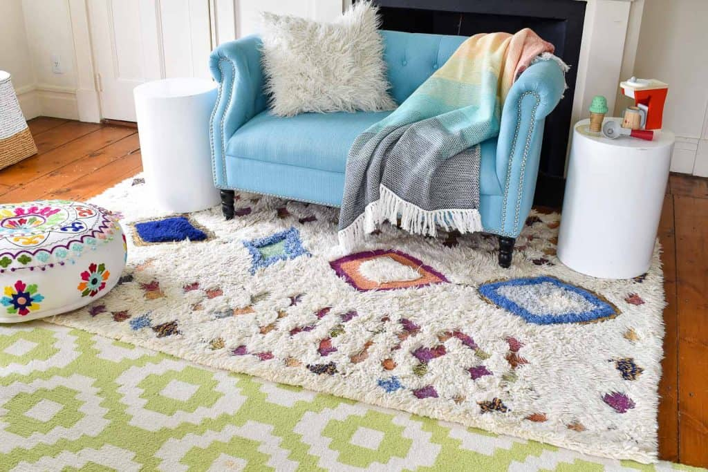 6 Reasons to Layer Rugs