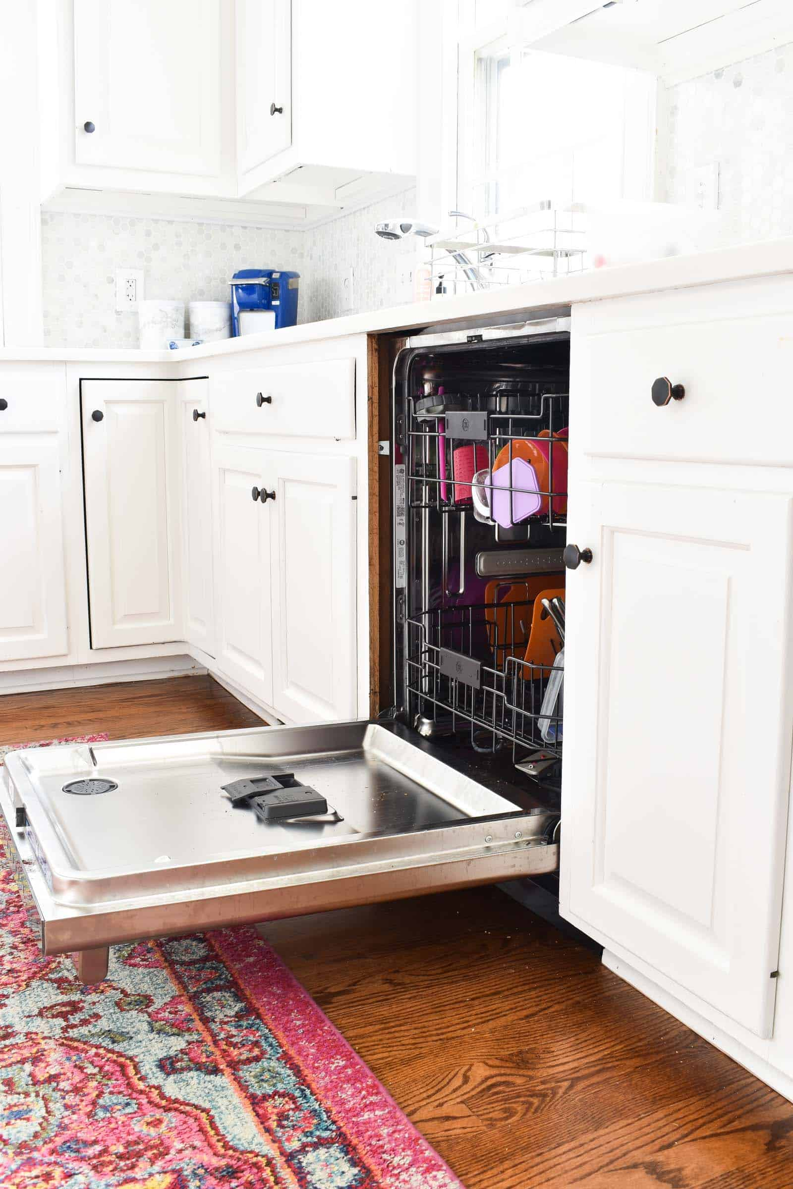 mistakes i was making with our new dishwasher