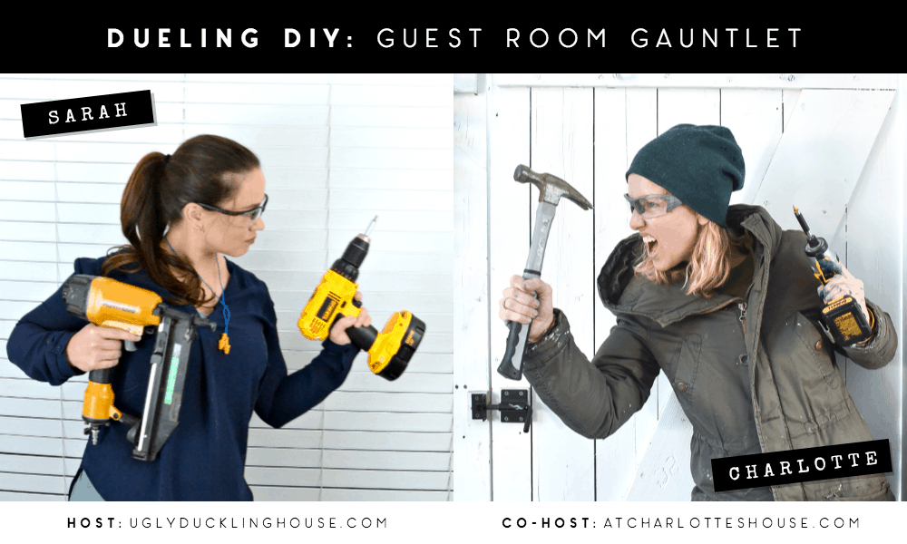 guest room gauntlet ugly duckling house