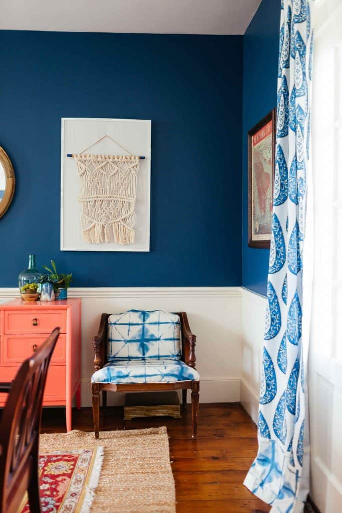 dining room decor with kids in mind