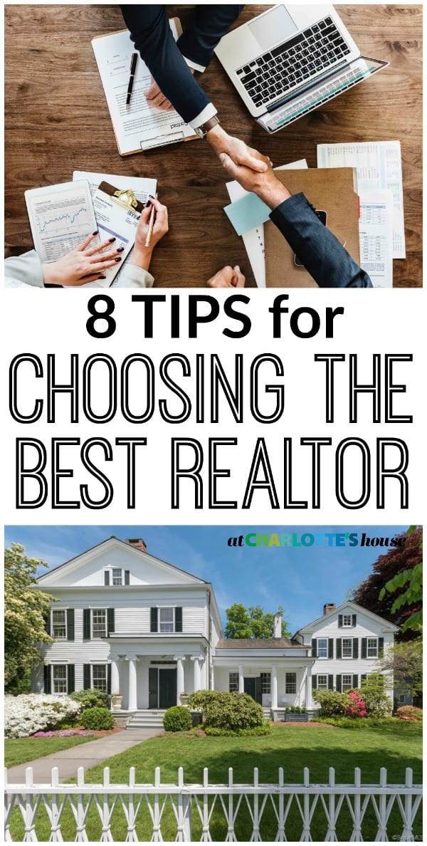 Choosing a realtor is a huge decision. These 8 tips are things you should consider before hiring your real estate agent!