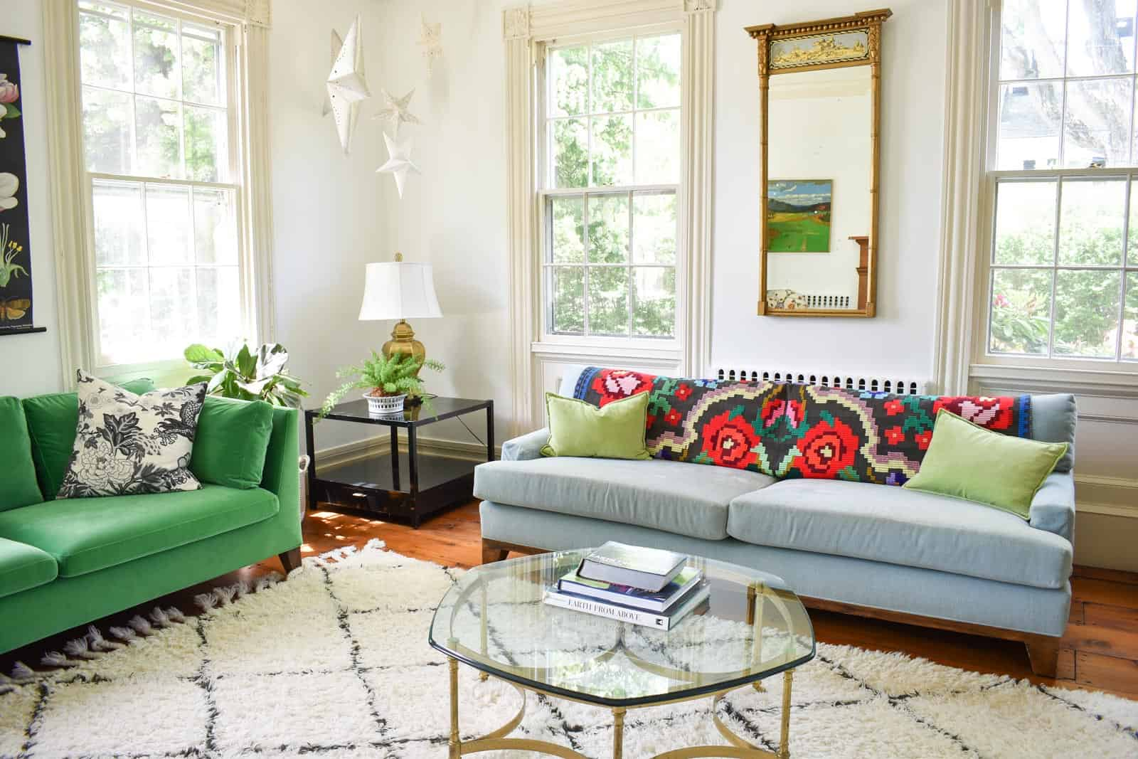 how to get out of a room rut with family furniture