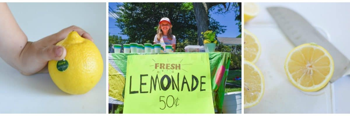 How to Have the Best Lemonade Sale Ever