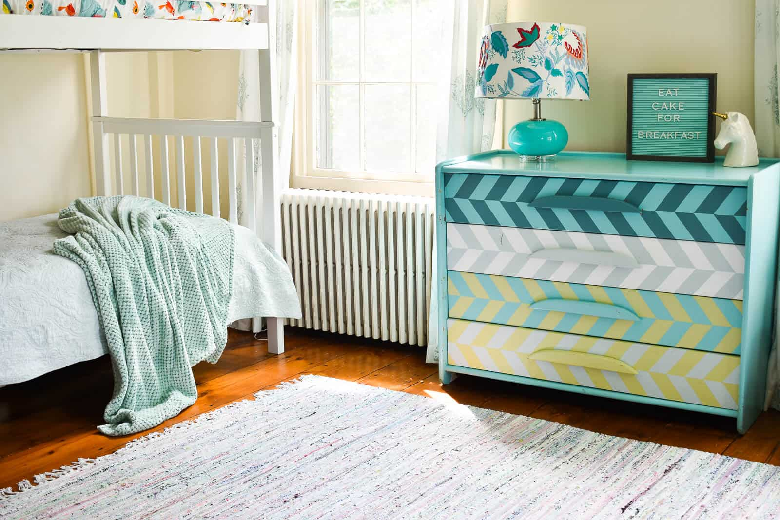 updated summer bedding with kohls home sale