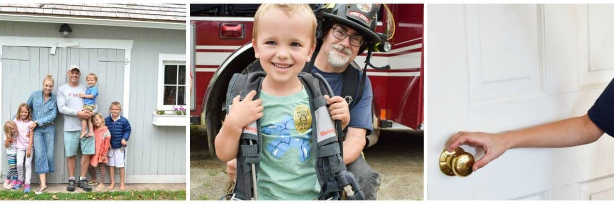 Tips for a Family Fire Safety Plan
