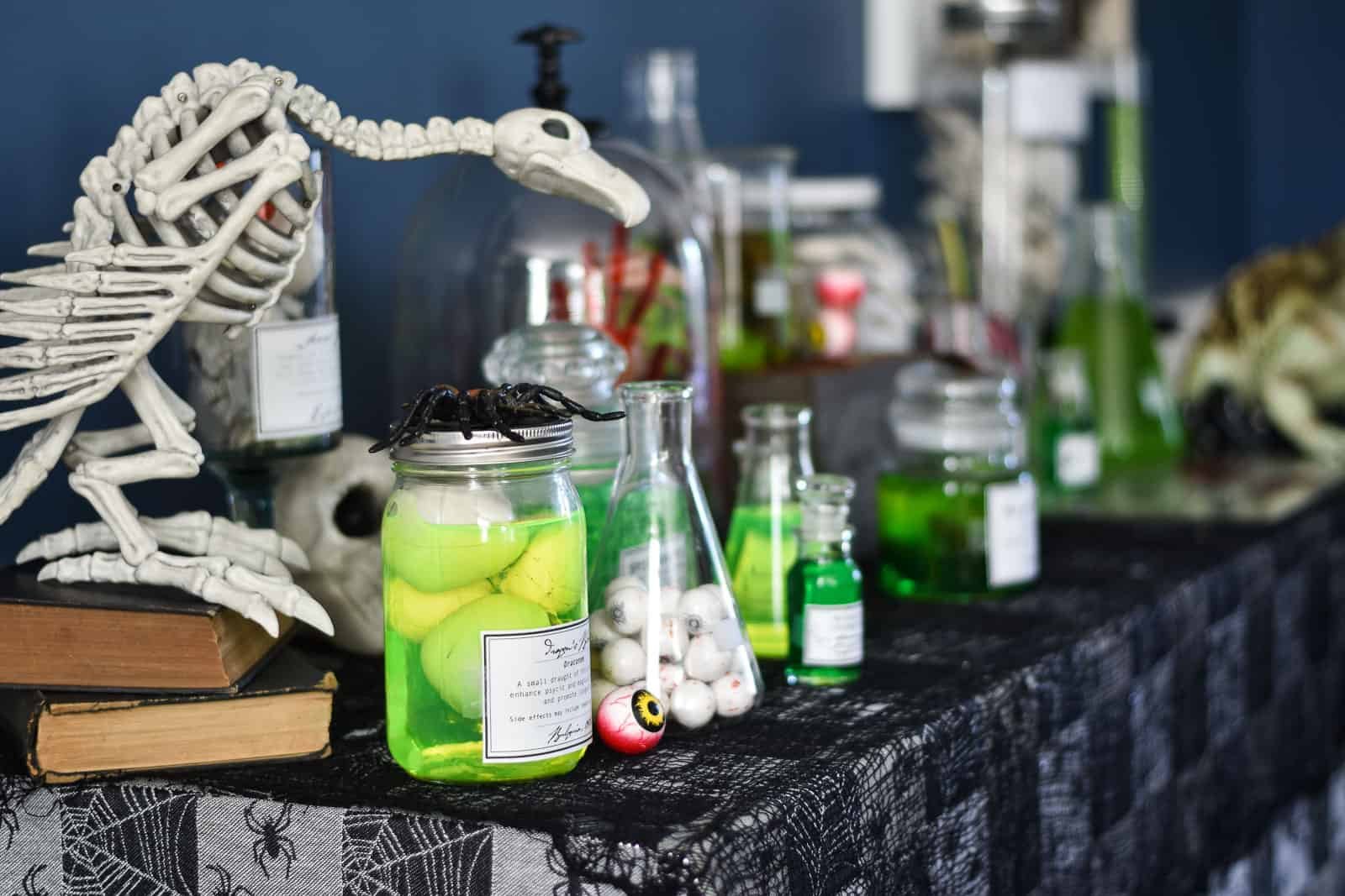 halloween science lab