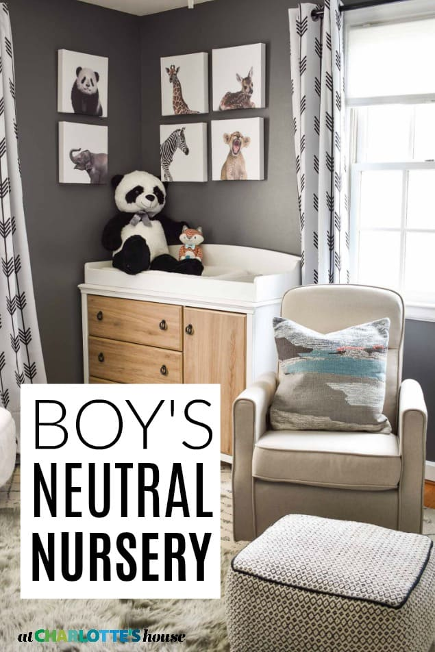 boys neutral nursery