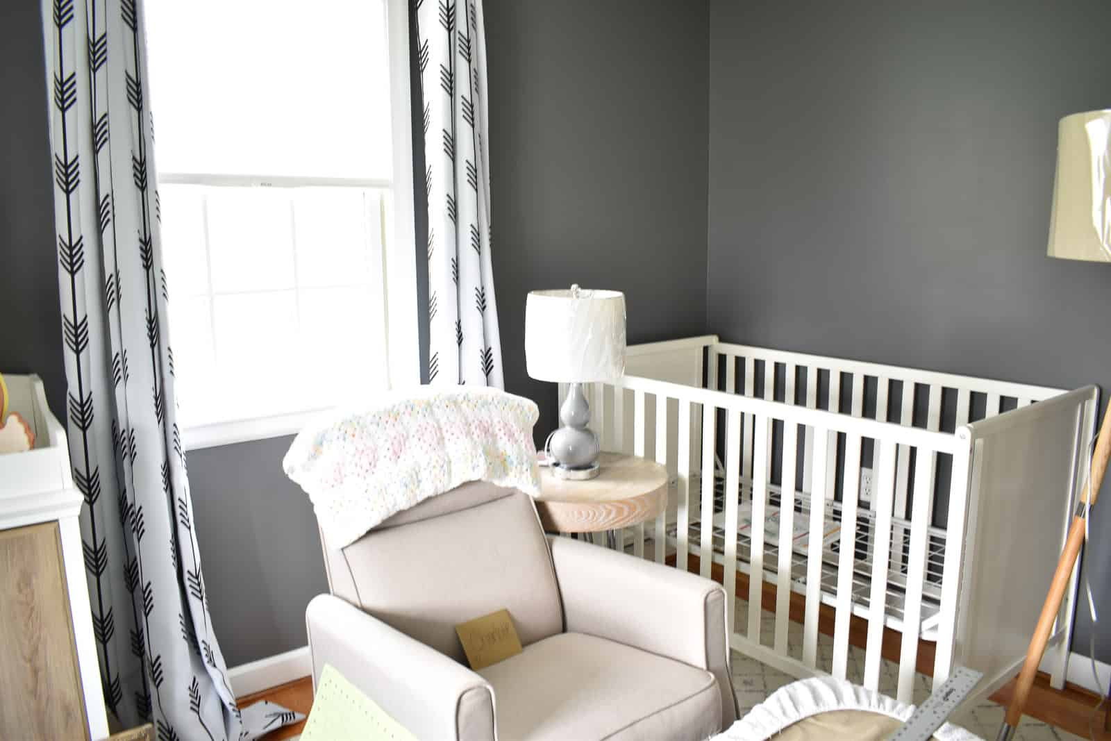 boys neutral nursery before
