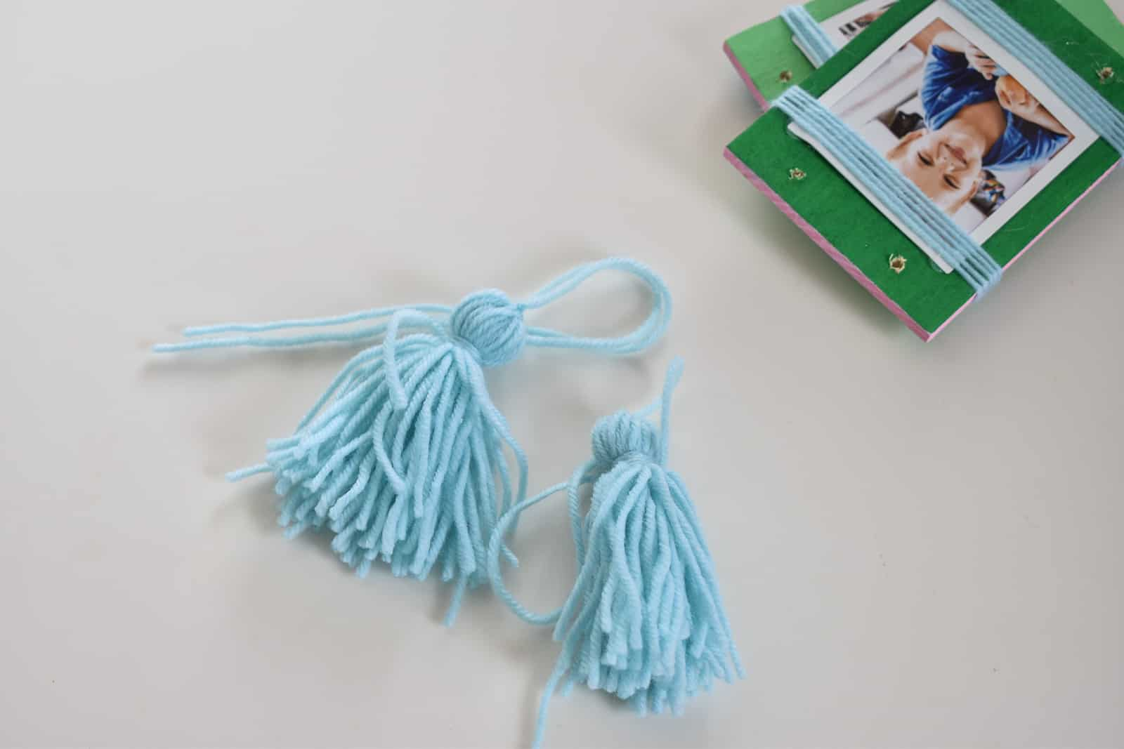 make tassels for ornament
