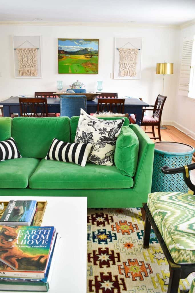 Colorful Living Room Decorating Ideas: Colorful Living Room Decor-3
