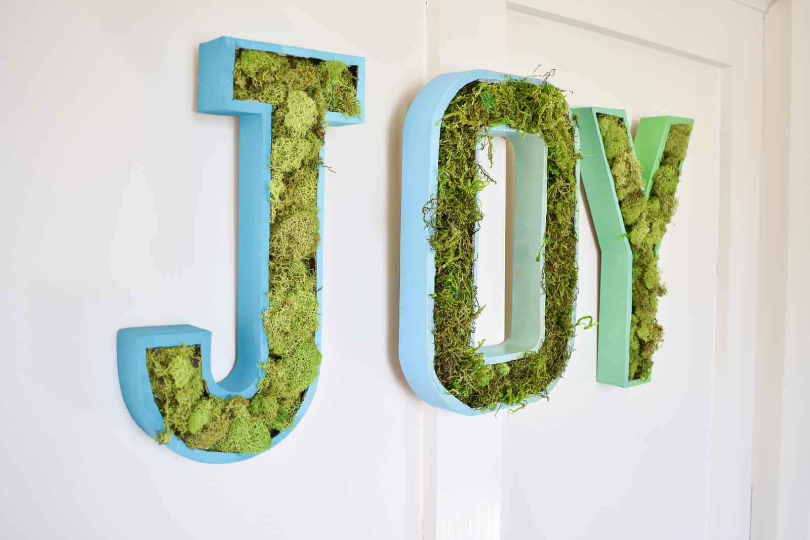 spring marquee letters
