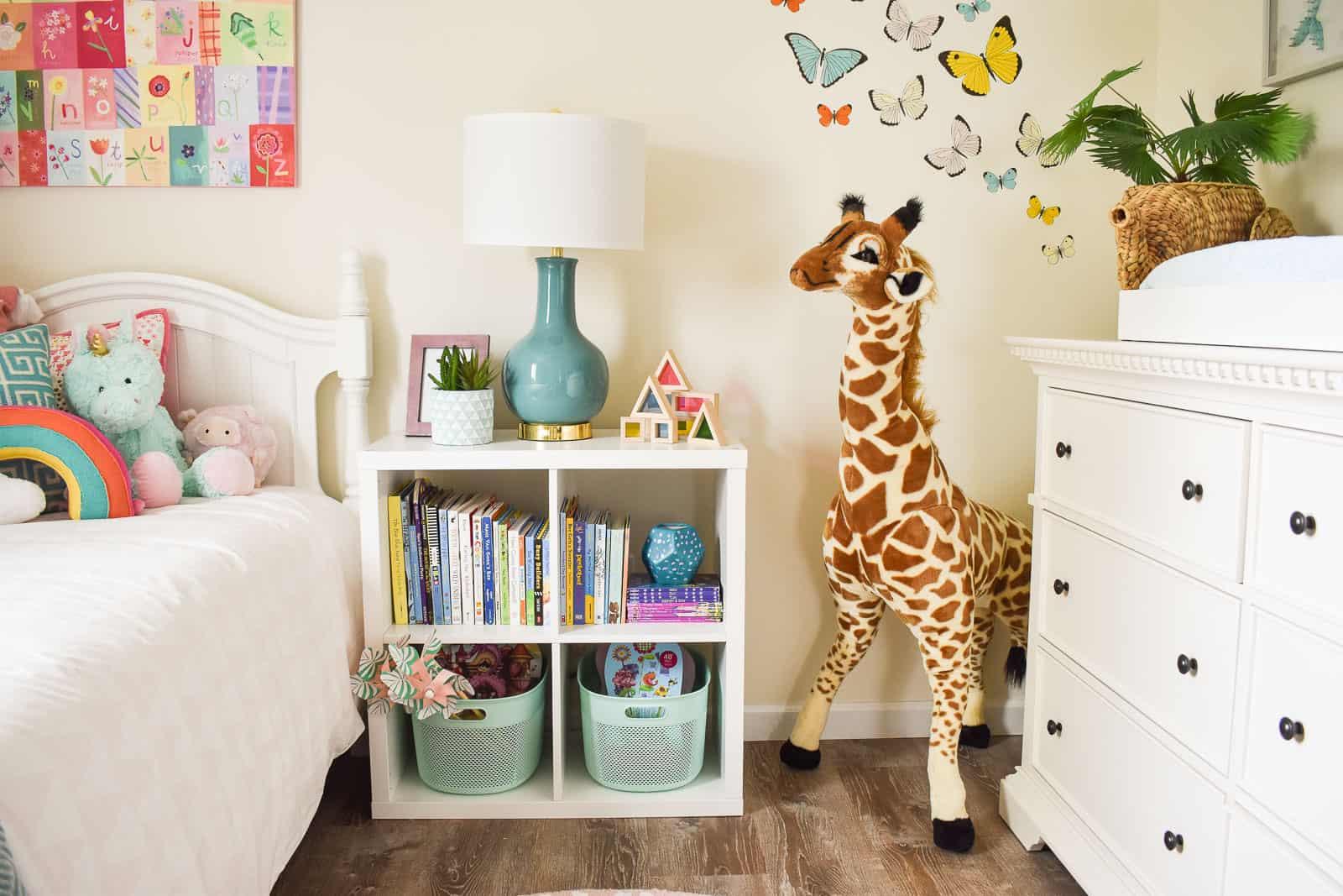 little girls bedroom decor