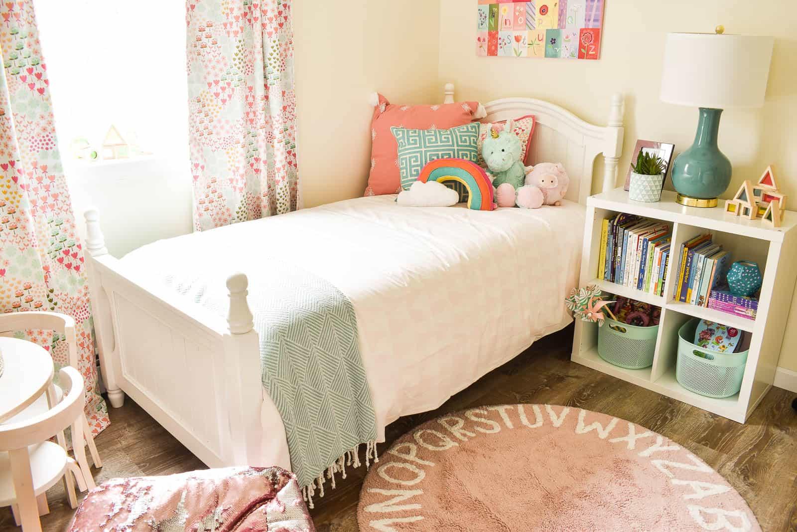 Little Girls Bedroom Design For Habitat Humanity At Charlotte S House