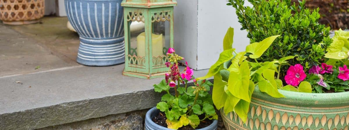 Creating a Welcoming Front Entry for Spring