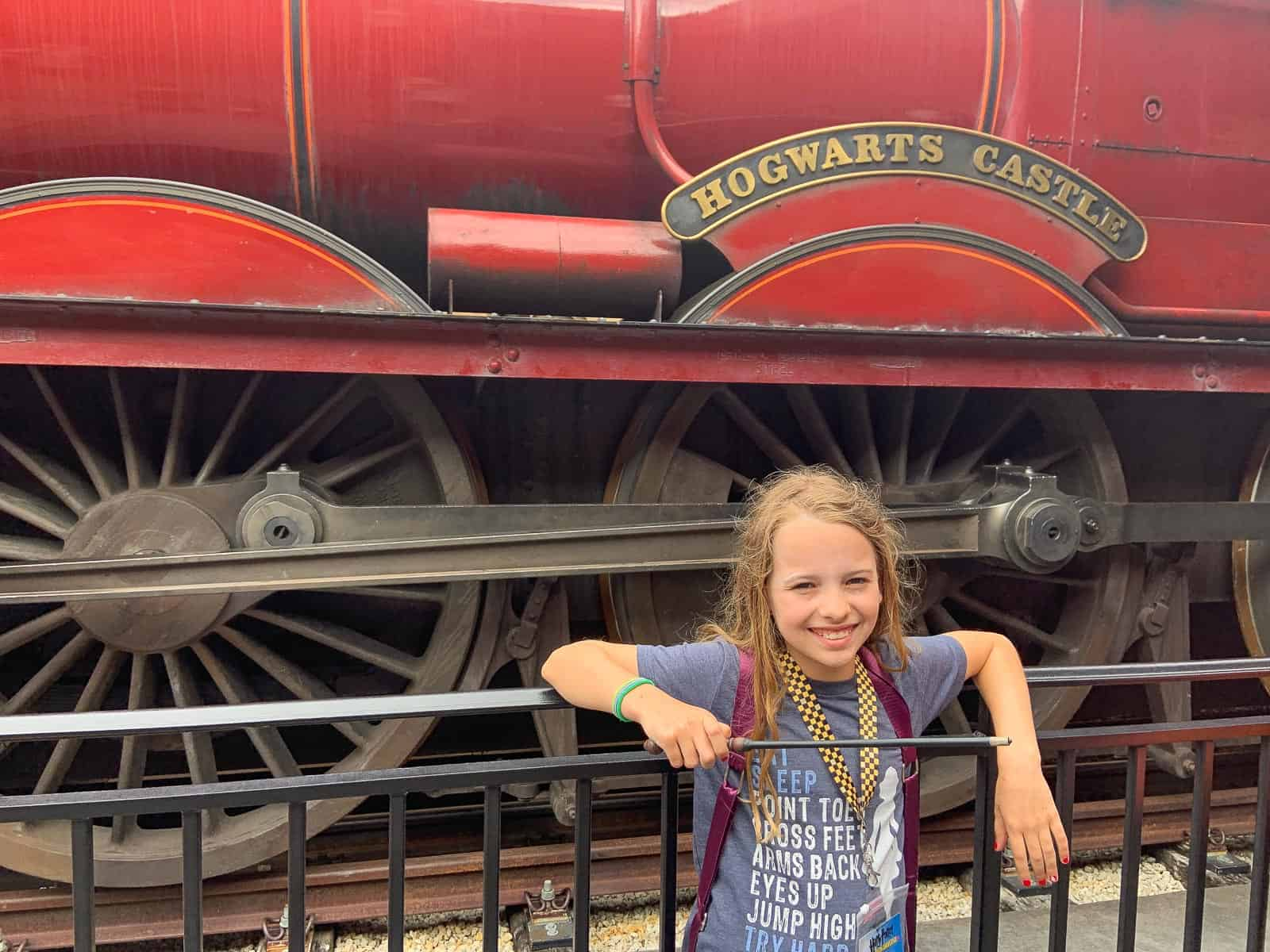 rides at universal studios harry potter world