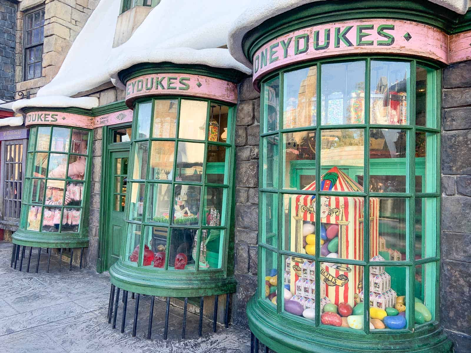 tips for visiting harry potter world