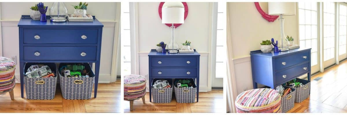 How to Update an Old Table with Paint