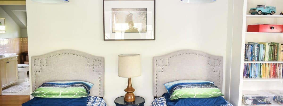 Bedroom Pendants Using the Magic Light Trick