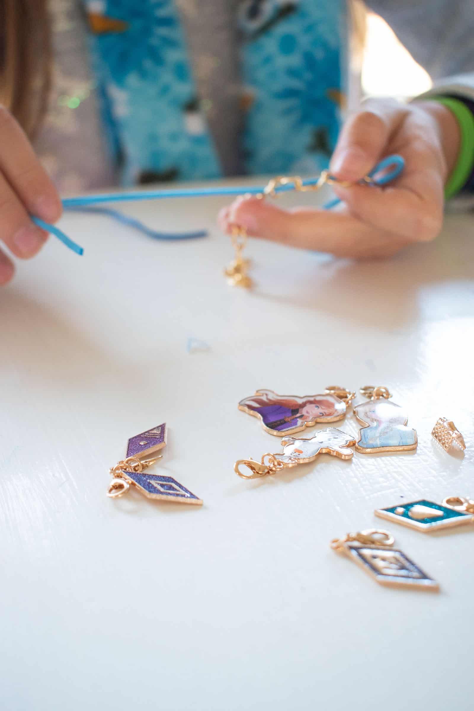 frozen jewelry kit