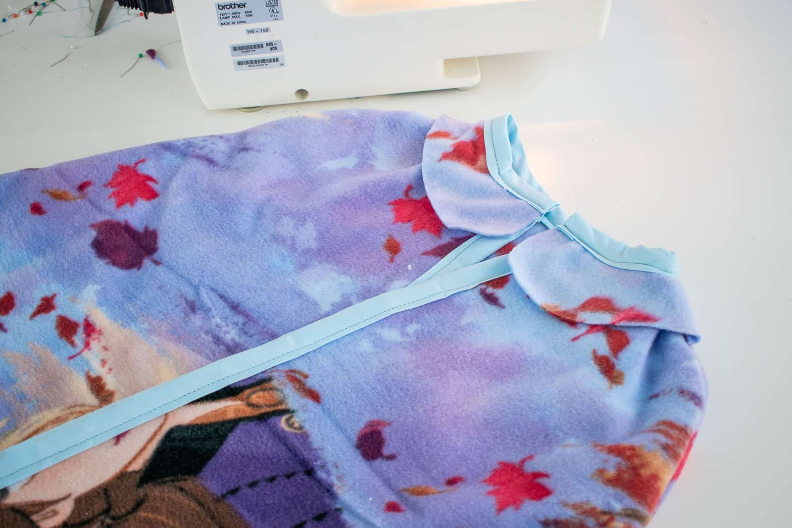 decorative embellishments for frozen 2 capes