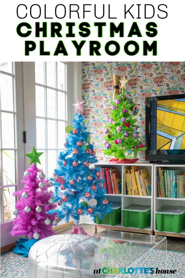 kids christmas trees