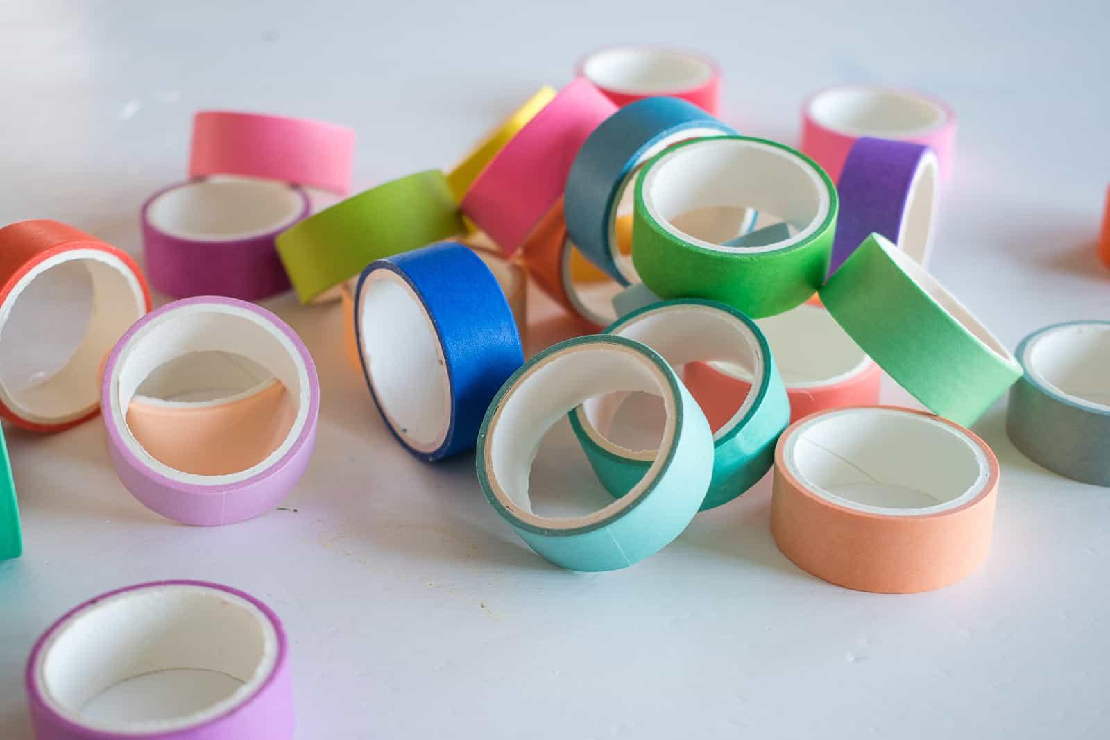 gather washi tape