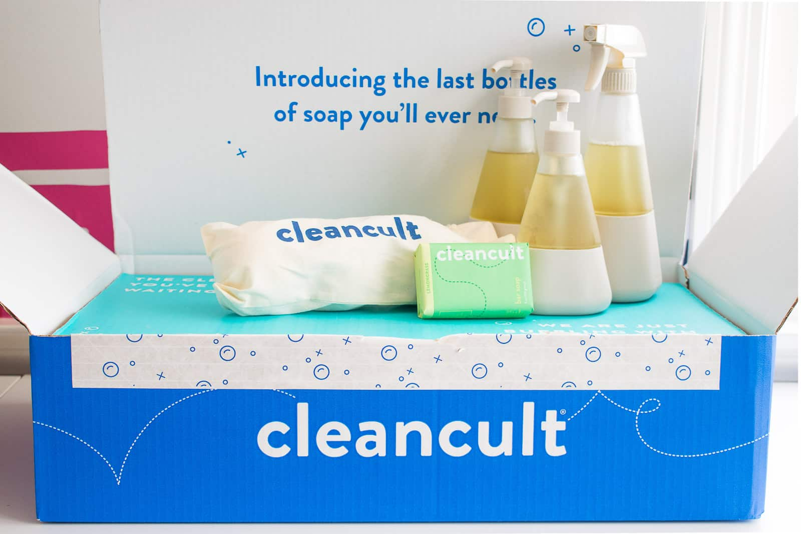 cleancult cleaning products