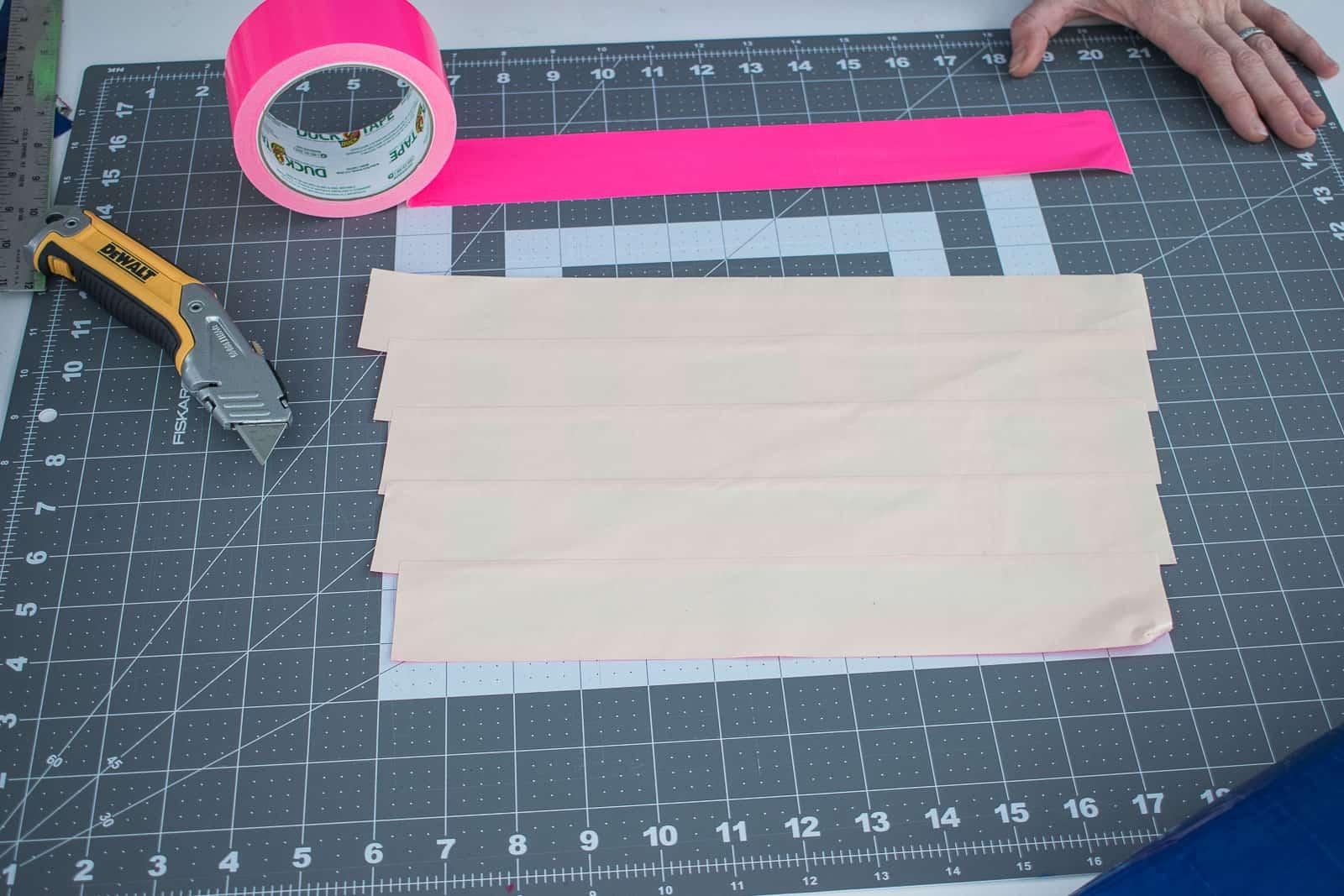 make and connect messenger bag flap