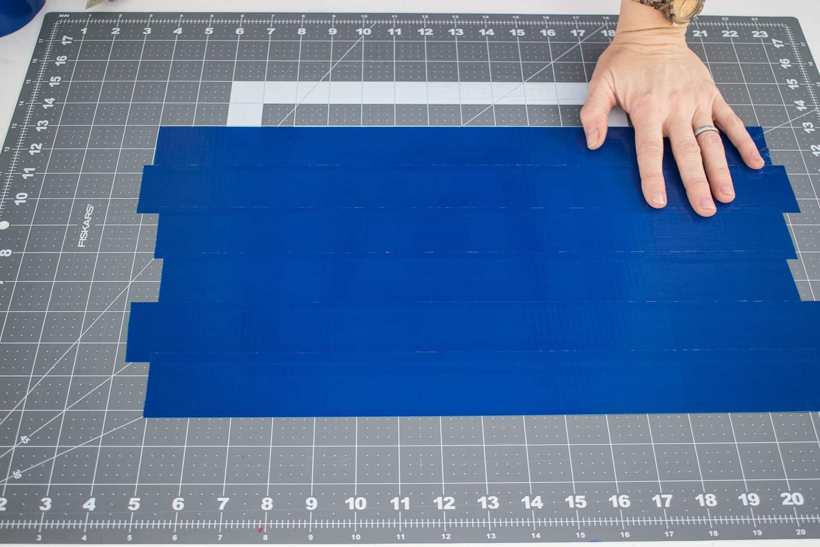 duck tape cloth